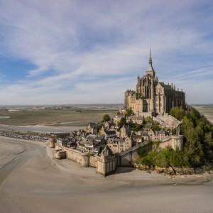 Conférence : Peinture  monumentale  et  décors  peints  médiévaux  à  l'abbaye  du  Mont-Saint-Michel