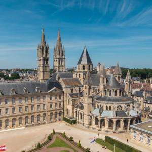 Abbaye aux Hommes - Caen
