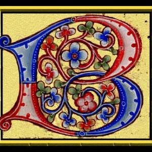 Découverte et initiation à la calligraphie & à l'enluminure médiévale