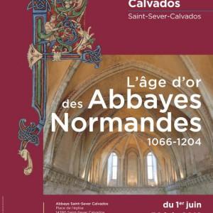 Exposition: '' L'âge d'or des abbayes normandes 1066-1204''