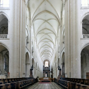 Abbatiale de la Sainte-Trinité de Fécamp