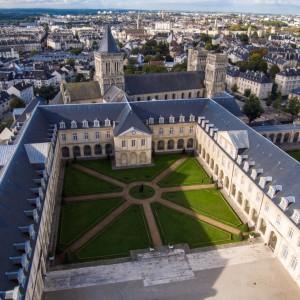 Abbaye aux Dames - Caen