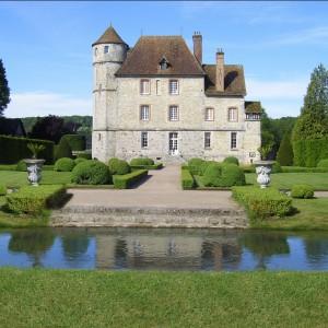 Château et jardins de Vascoeuil