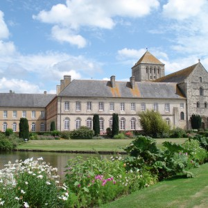 Abbaye de la Sainte-Trinité de Lessay