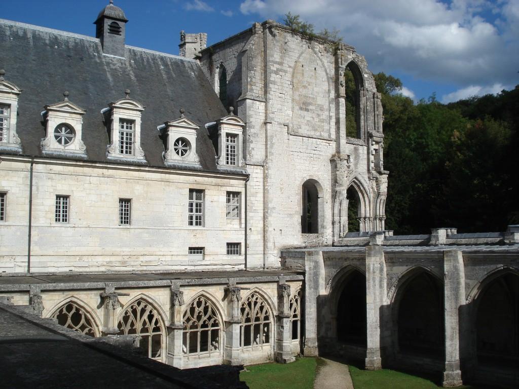 Abbaye saint wandrille de fontenelle - Abbaye de citeaux horaires des offices ...