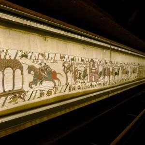 Atelier « A l'œuvre ! » : Enluminer un texte, à la manière de la tapisserie de Bayeux