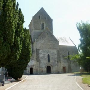 Abbatiale de Saint-Fromond