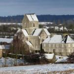 Abbatiale de Saint Fromont  abbayes