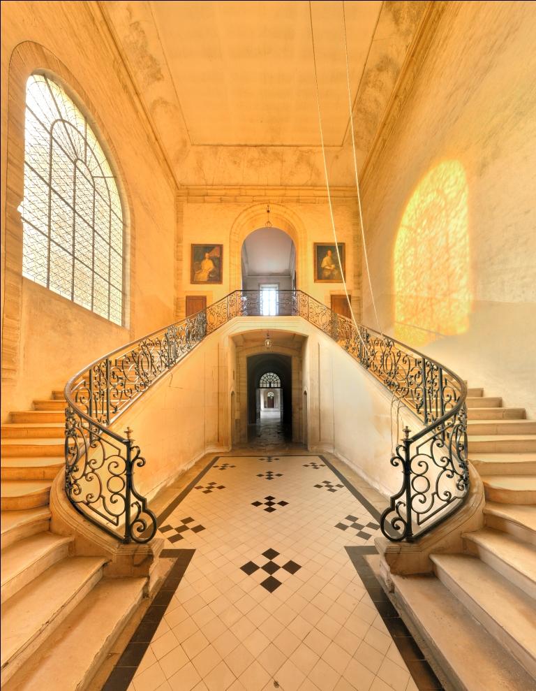 Abbaye de Mondaye