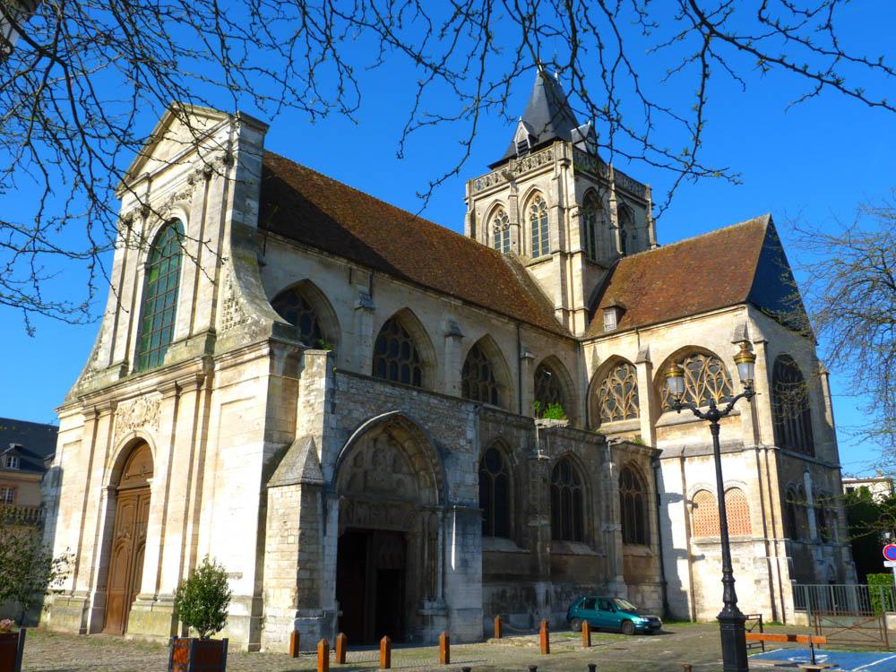 Abbatiale de Saint-Taurin – Evreux