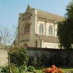 Ardenne abbaye, saint germain la blanche herbe  jardin