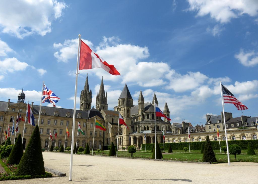 Abbayes aux Hommes Caen