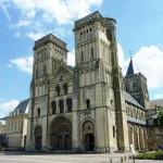abbaye aux dames à Caen Crédit Abbayes Normandes