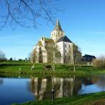 Abbaye de Cerisy la Forêt