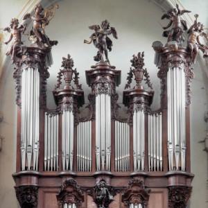 Concert : splendeur de l'orgue baroque