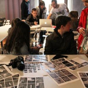 Atelier photo pour les 6/11 ans.