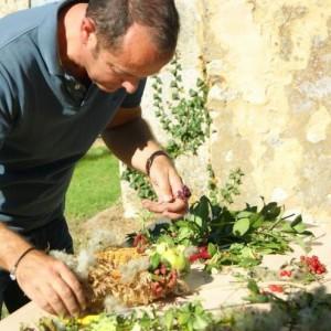Atelier : S'initier à l'art floral ''Embellissez vos tables de Noël'' !