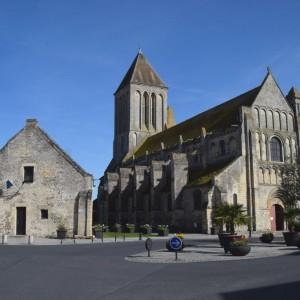 Eglise abbatiale Saint-Samson, Ouistreham riva bella