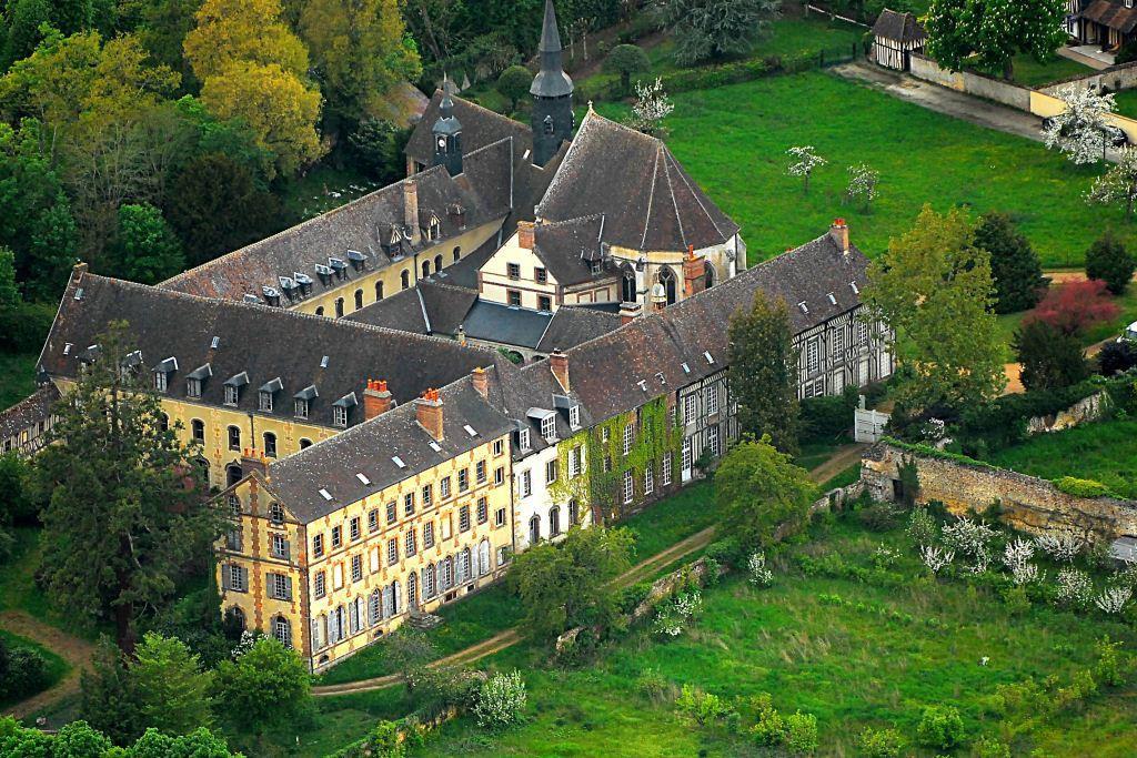 Abbaye saint nicolas verneuil sur avre - Office de tourisme verneuil sur avre ...