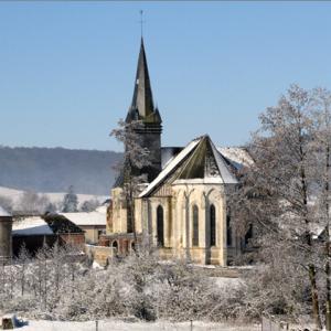 Église abbatiale Saint-Martin, Sigy en Bray