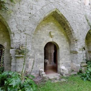 Visite guidée de l'abbaye et conférence : Grestain neuf siècle d'histoire !