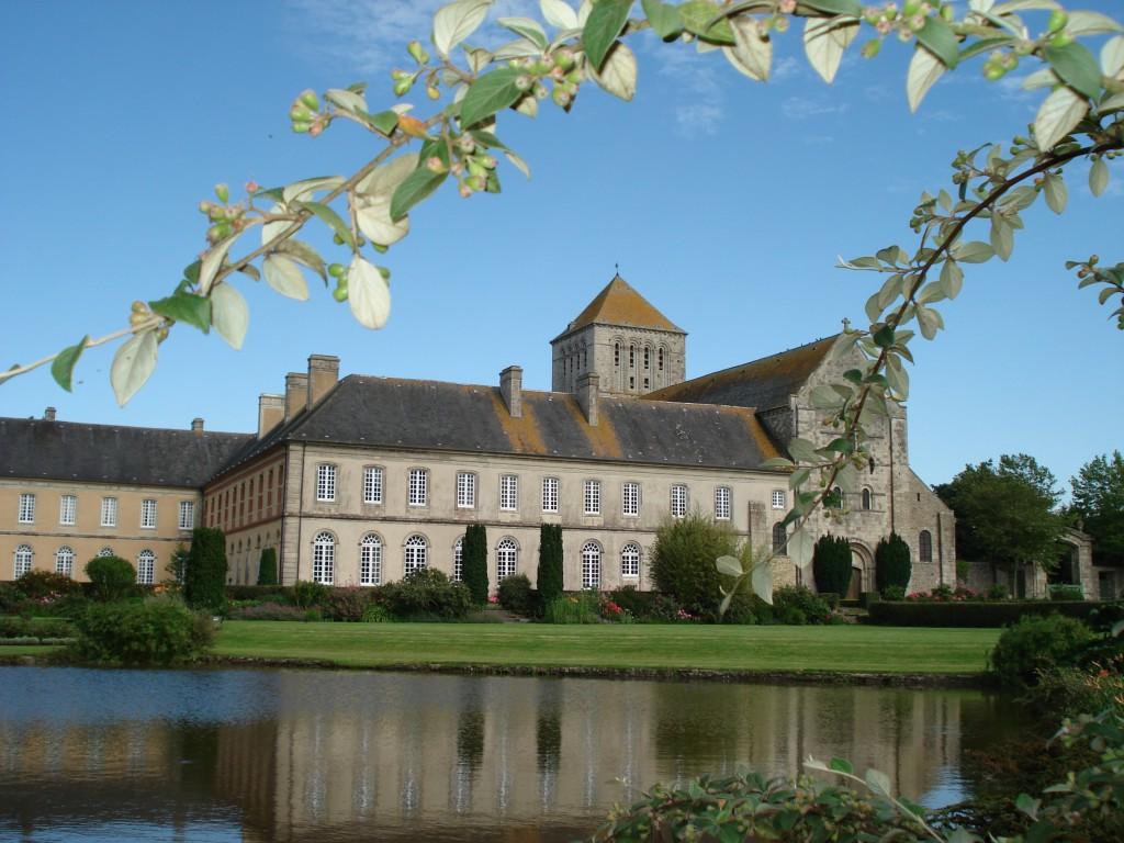 abbaye 2007 24 Lessay