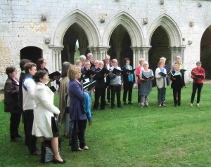 Ars Viva l'abbaye en musique