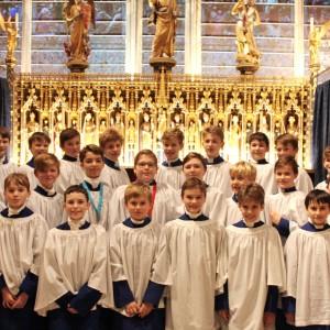 Concert du Aysgarth School Choir