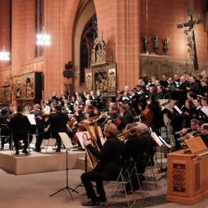 Concert : Par le chœur de la cathédrale impériale de Francfort