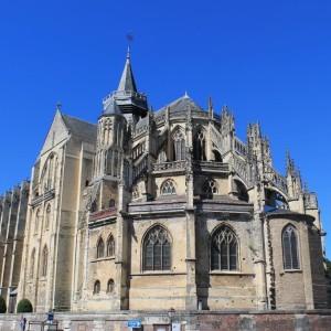 Collégiale Notre-Dame et Saint-Laurent 0'Toole d'Eu