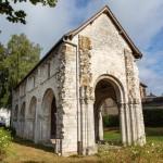 Prieuré Saint-Jacques, Mont-Saint-Aignan. Crédit photo : Gaetan Ballot