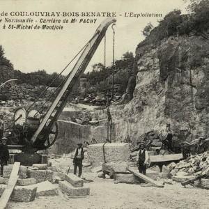 Exposition : « Granit et charbon de bois »