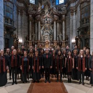 Concert : par l'ensemble hongrois Belvarosi Kantoratus